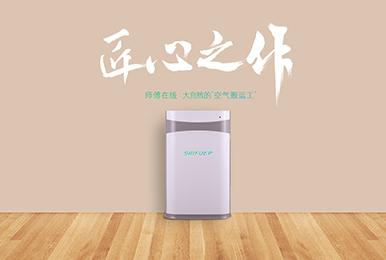 师傅在线空气净化器(响应式)-长春做网站